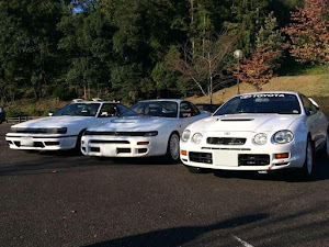 セリカ ST205 WRC・1994のカスタム事例画像 きむちゃん205さんの2019年01月23日08:59の投稿