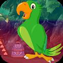 Kavi Escape Game 463 Speaking Parrot Escape Game icon