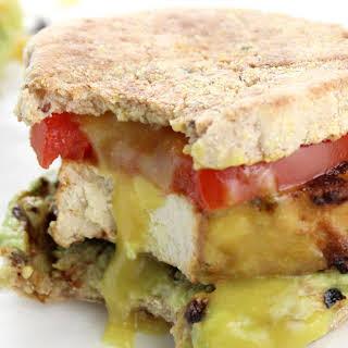 The Ultimate Vegan Breakfast Sandwich.