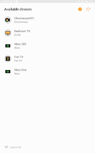 App Cast to TV - Chromecast, Roku, stream phone to TV APK for Windows Phone