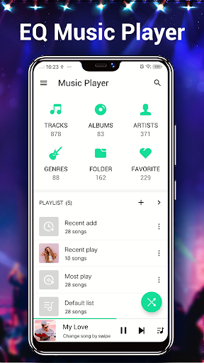 Music Player Pro 3.2.0 screenshots 2