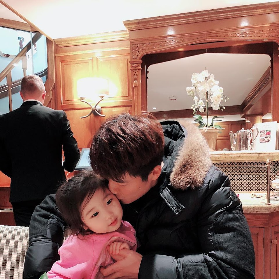 ki sung yeong daughter 1