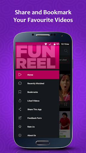 FunReel: All viral funny videos collection 2019 HD 1.3 screenshots 7