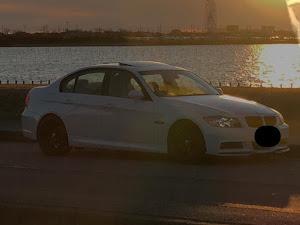 3シリーズ セダン  E90 325i Mスポーツのカスタム事例画像 BMWヒロD28さんの2019年01月24日12:28の投稿