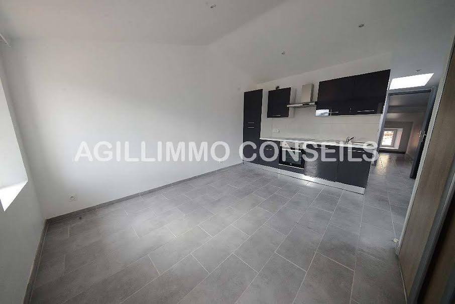 Location  appartement 2 pièces 26.87 m² à Bagnols-en-Forêt (83600), 540 €