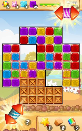 Toy Puzzle Blast: Logic Cubes Pop Blocks for PC