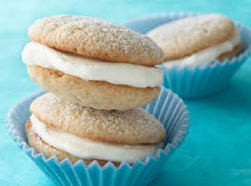 Banana Flip Cookies