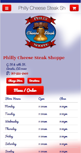 Philly Cheese Steak Shoppe - náhled