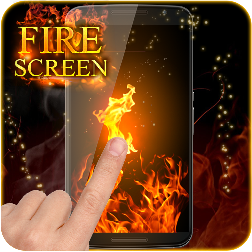 Fire Screen Prank file APK Free for PC, smart TV Download
