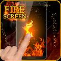 Fire Screen Prank 1.0 icon