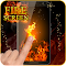 Fire Screen Prank 1.0 Apk
