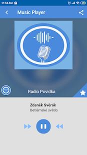 rádio povídka zdarma online - náhled
