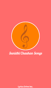 Hit Sunidhi Chauhan Songs Lyrics and dialogues - náhled