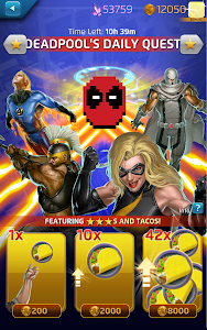 Marvel Puzzle Quest v76.284112