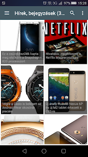 Upfone.hu techmagazin- screenshot thumbnail