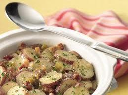 Slow Cooker German Potato Salad Recipe