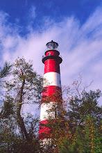 Photo: Chincoteague Lighthouse ~ by Matt Shalvatis