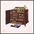 五柳の薬棚
