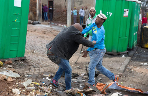 Mozambique national Emmanuel Sithole was attacked in Alexandra township in Johannesburg on April 18, 2015. He later died from his wounds.