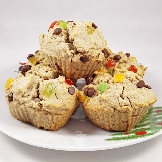 One-Bowl Christmas Muffins.