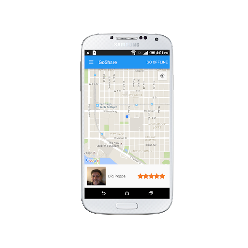 玩免費遊戲APP|下載GoShare Driver - Trucks & Vans app不用錢|硬是要APP