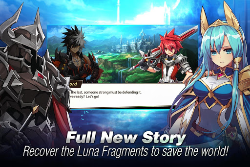 Elsword M Shadow of Luna 1.0.1 screenshots 5