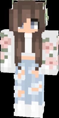 tumblr cute nova skin