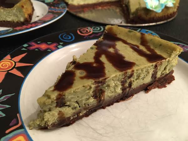 Matcha Cheesecake Recipe
