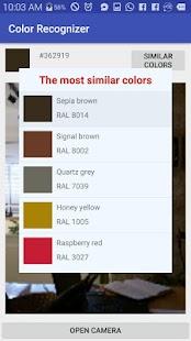 Color Recognizer - náhled