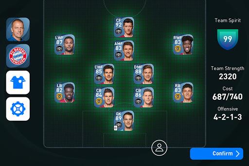 eFootball PES 2021 apkdebit screenshots 7