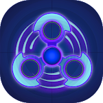 Fidget Spinner - Master of fidget spinner Icon