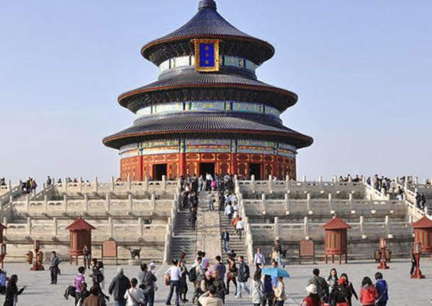 Templo do Céu (Tian tan)