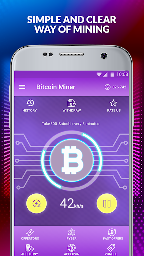 By Photo Congress || Free Bitcoin Btc Miner Android