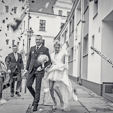 Wedding photographer Bartosz Chrzanowski (chrzanowski). Photo of 08.06.2017