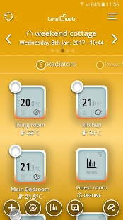 termoweb- screenshot thumbnail