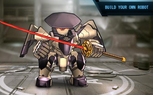 Megabot Battle Arena: Build Fighter Robot screenshots 18