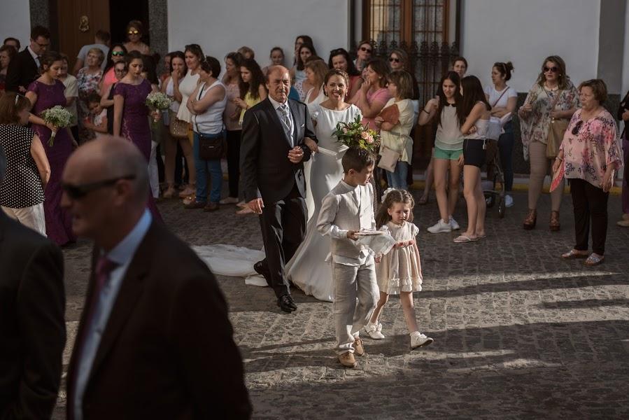 Fotógrafo de bodas Alberto López sánchez (albertolopezfoto). Foto del 05.04.2018