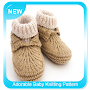 Adorable Baby Knitting Pattern APK icon