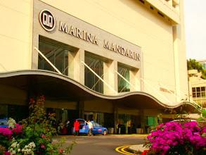 Photo: 001-Le Marina Mandarin à Singapour