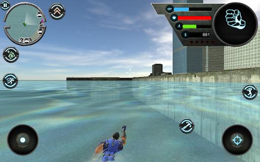 Rope Hero Revolution 1.0 screenshots 8