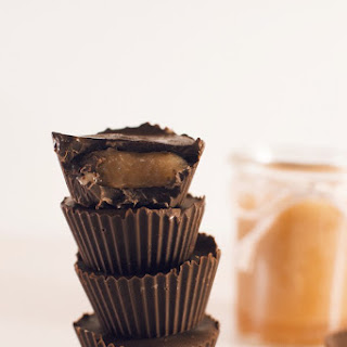 Chocolate Cups Caramel Recipes
