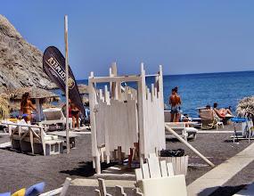 Photo: Черный пляж Периссы