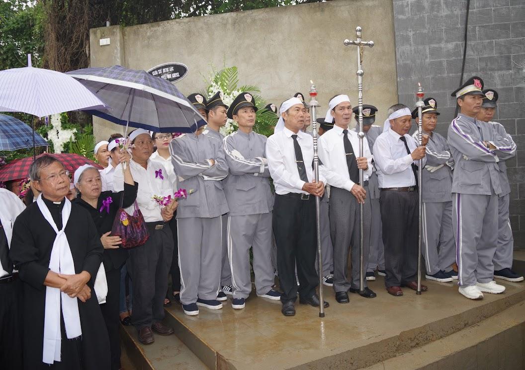 Thánh lễ an táng Cha Giuse Trần Ngọc Tâm - Chánh xứ Xuân Đức - Ảnh minh hoạ 51