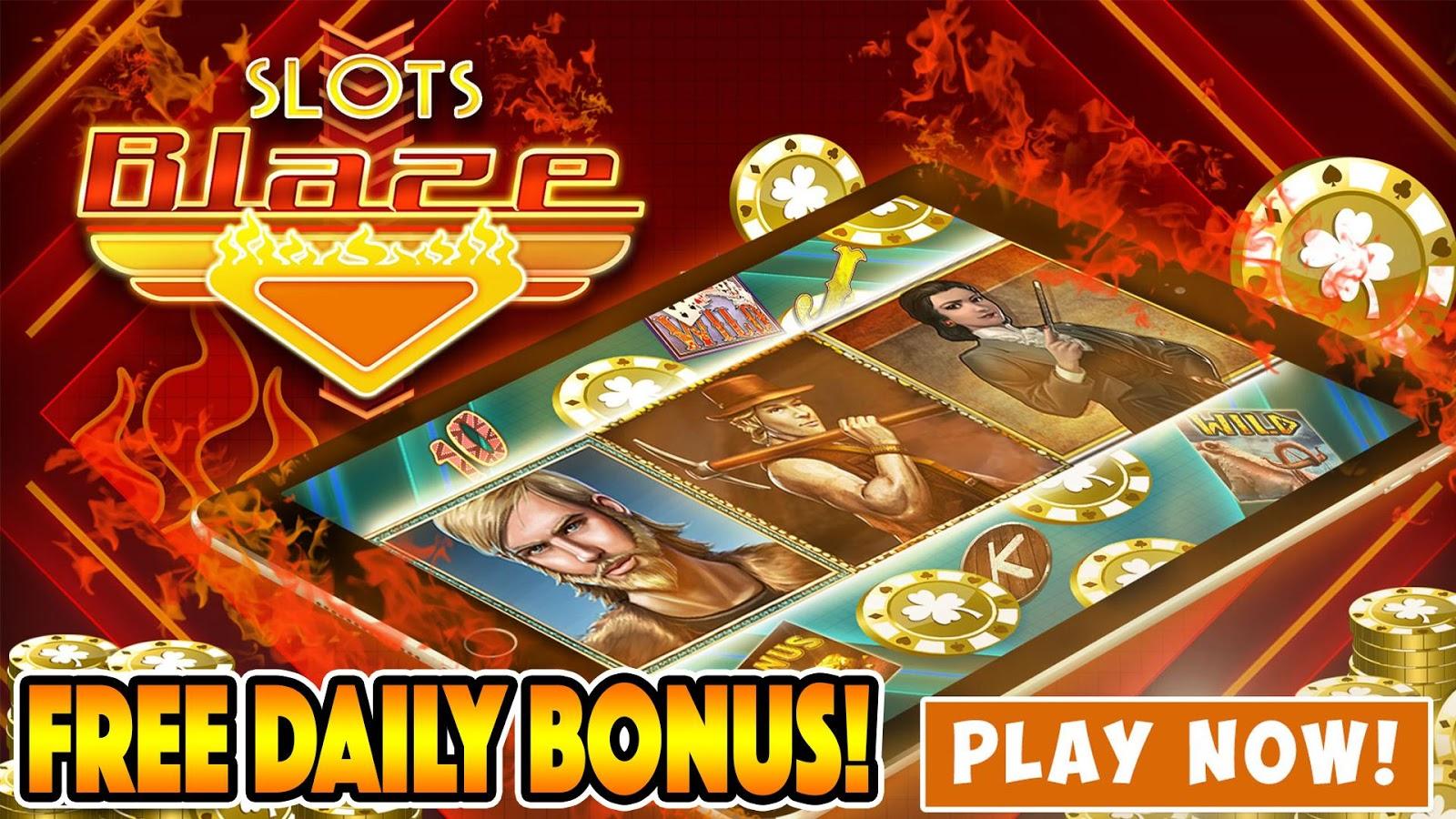 Slots Casino Bonus