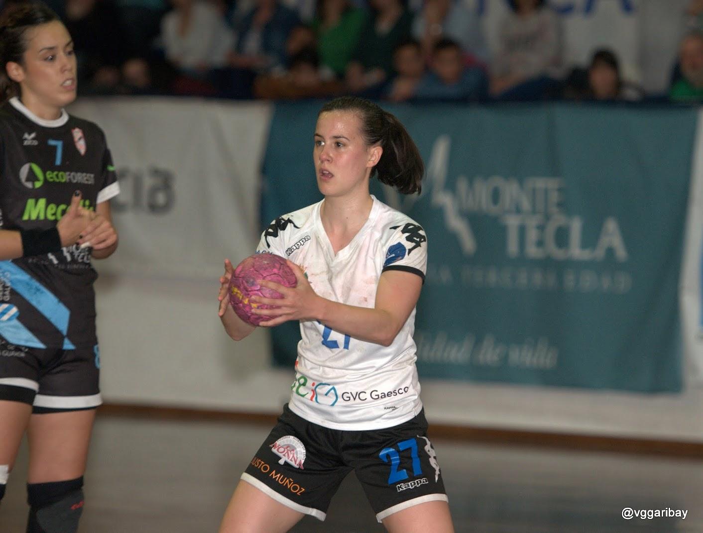 DHF LigaLoterías 2016 / Guardés - AULA