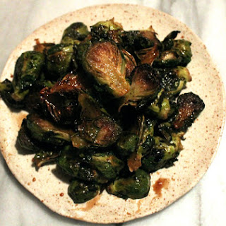 Honey Balsamic Brussel Sprouts Recipe