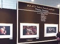 winnende foto's PIA d'Or Talent Award