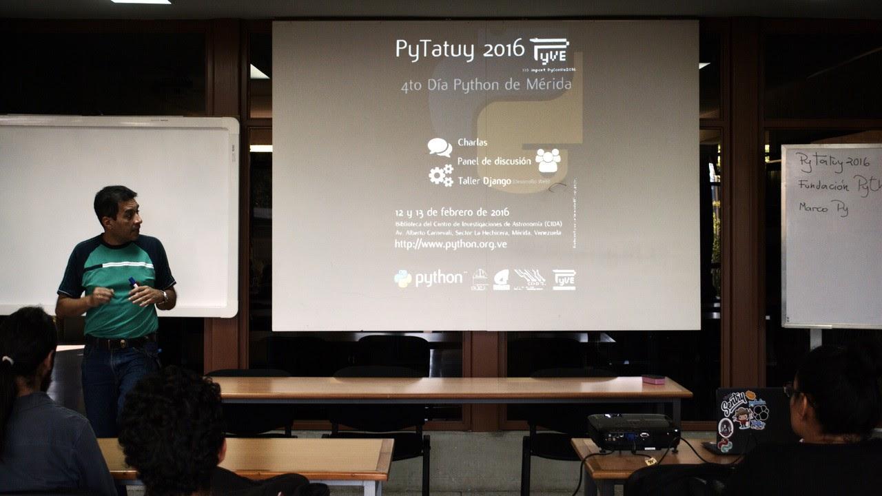 PyTatuy 2016