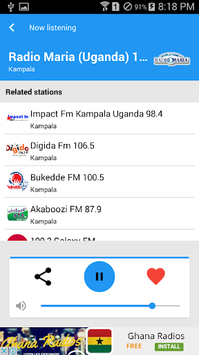 Uganda Radio  screenshots 3