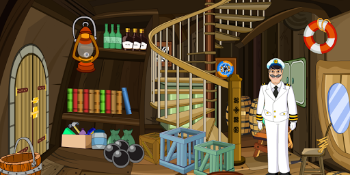 Flying Ship Escape Juegos (apk) descarga gratuita para Android/PC/Windows screenshot